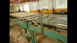 Bagasse Board Production Line With Annual Output 30000cubic Meters