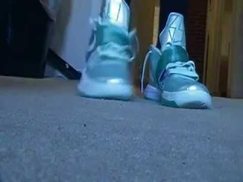 16d8af8ff37 Nike Zoom KD IV Easter On Feet Look - YouTube