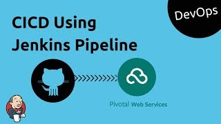 CICD using Jenkins Pipeline and Pivotal Cloud Foundry | DevOps | Tech Primers