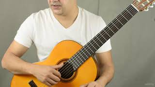 Classical Guitar Essentials - The Basics Part 1 : Song Home on the Range