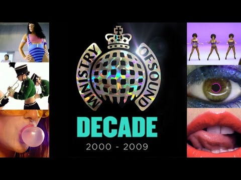 Ministry Of Sound's DECADE Mashup (2000 - 2009) by Robin Skouteris