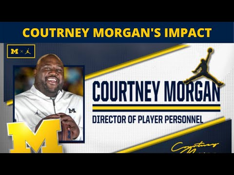 Courtney Morgan Making An Impact! Five Things We Learned About Michigan Football Recruiting In April