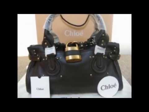 3192c88a52f The Naked Purse Lady *Exposes* Fake Chloe Paddington! - YouTube