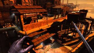 Dishonored: The Knife of Dunwall - Gameplay Trailer