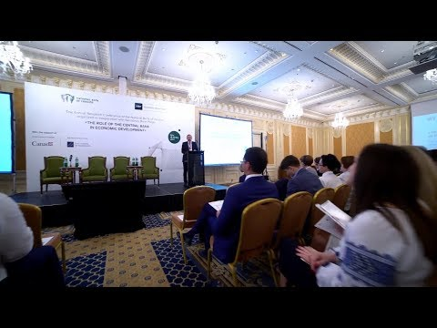 "Annual Research Conference ""The Role of the Central Bank in Economic Development"" (2017)"