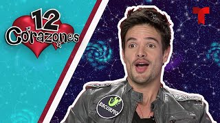 12 Corazones♏: Andrés Zuno vs. 11 Latina Women | Full Episode | Telemundo English YouTube Videos