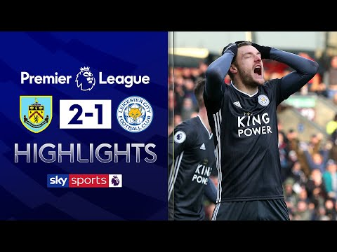 Pope saves Vardy penalty as Burnley seal late win! | Burnley 2-1 Leicester | EPL Highlights
