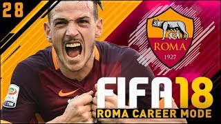 FIFA 18 Roma Career Mode Ep28 - THREE WAY TITLE FINALE!!