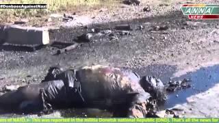 Жестокие бои против Украинской армии  Война на Украине 2014