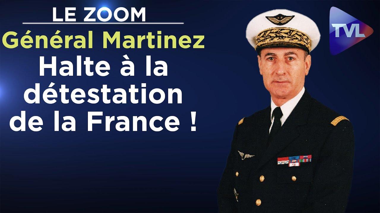 Le Général MARTINEZ sur TV Libertés