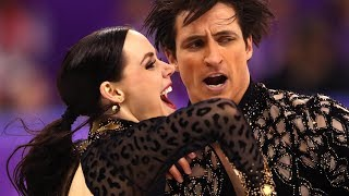 Highlights of the Ice Dance Short Dance | Pyeongchang 2018
