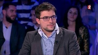 Maxime Vachier-Lagrave - On n'est pas couché 4 mars 2017 #ONPC