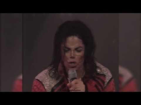 Michael Jackson - Beat It - Live Brunei 1996 - HD