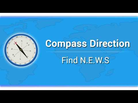 Compass Direction - Android App