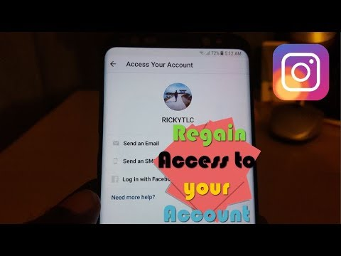 How to see your own instagram password