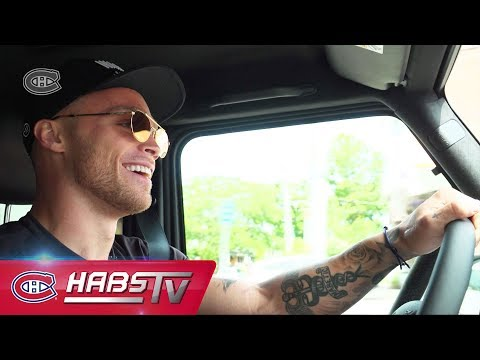 Daytripping with Max Domi