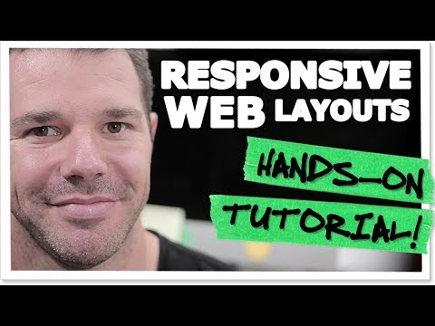 Responsive Design – HTML And CSS Tutorial Step-By-Step! | Tentononline.com