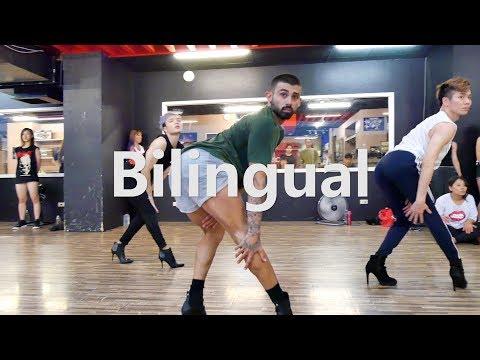 Jose Nunez - Bilingual | HURRICANES _ Yanis Marshall 2017 Heels Workshop