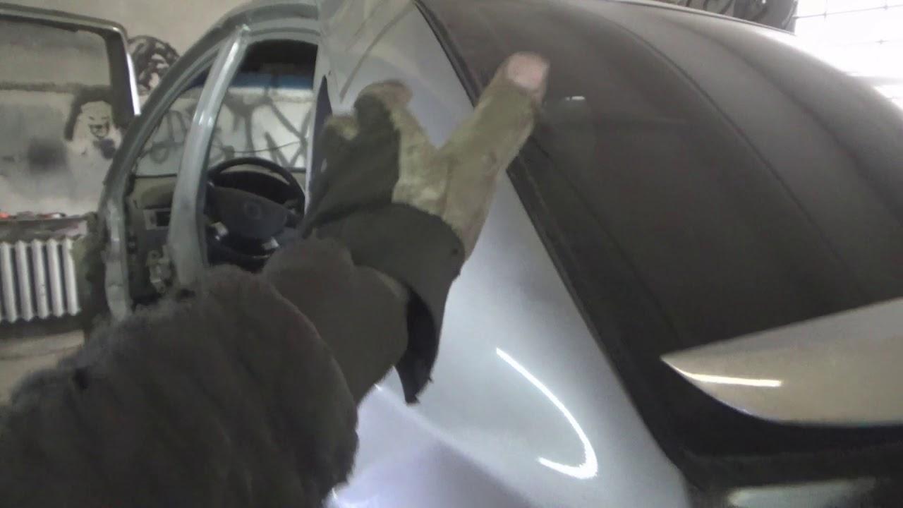ремонт Chevrolet Lacetti первая серия