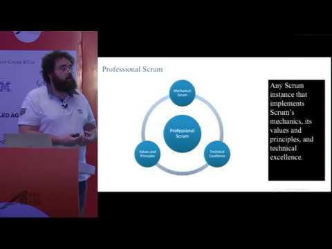 Nexus: Scaled Scrum is still Scrum by Jeronimo Palacios