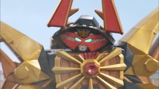 Enter Clawzord (Battlezord East, West & South)