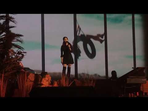 Lana Del Rey - Ride @ TD Garden Boston