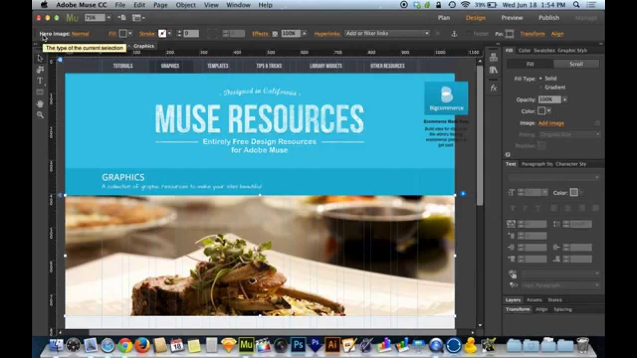 adobe muse update