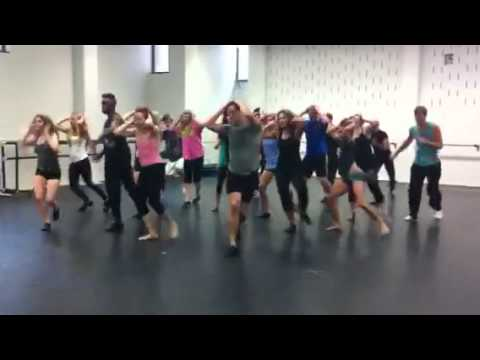 OAKLAND University Musical Theatre Dance-