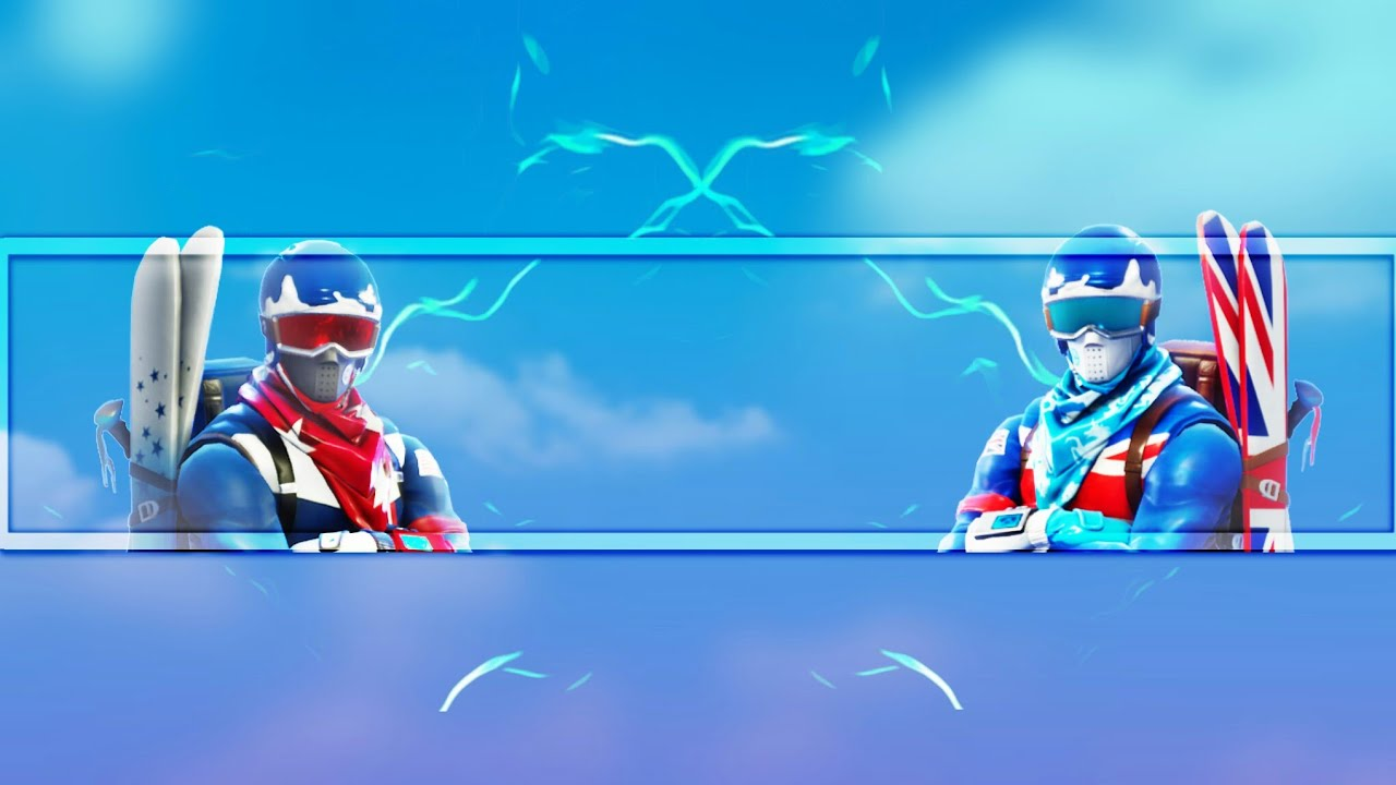 Free Fortnite Channel Art Banner No Text Read Desc Youtube