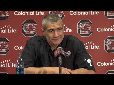 Frank Martin News Conference — 3/21/17