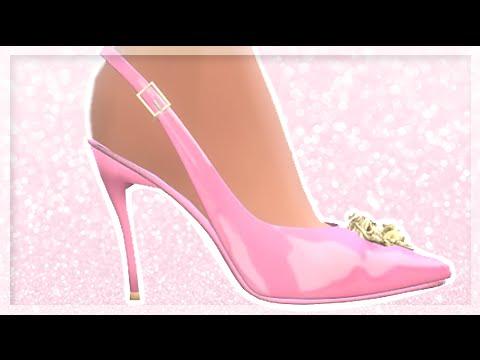 The Sims 4 | Let's Go CC SHOPPING # 17 | Massive Designer Shoe Haul!