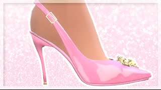 The Sims 4 | Let's Go CC SHOPPING # 17 | Massive Designer Shoe Haul!