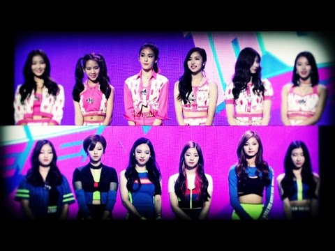 [SIXTEEN]  Who Will Debut as JYP New Girl Group TWICE? episode 9 Preview