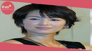 """女優の吉瀬美智子(43)が、世間のイメージとは異なる""""素顔""""を見せ、..."""