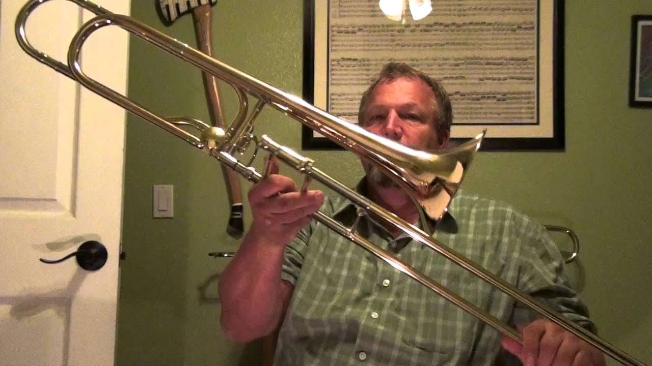 Trombone Tuning In Slide - My Thoughts