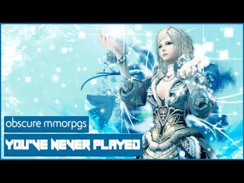 Obscure MMORPGs I GUARANTEE You Haven't Played Yet That You Should In 2018!