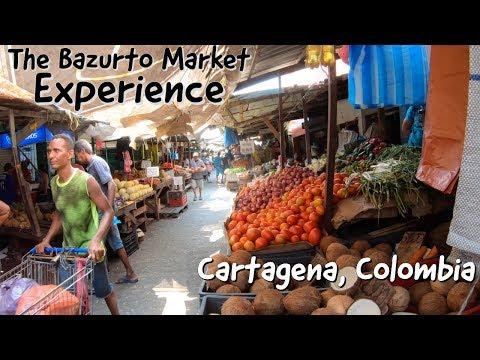 The Bazurto Market Experience In 4K