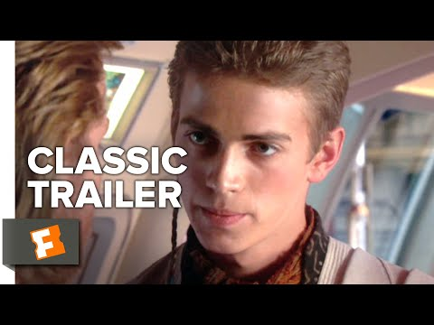 Star Wars: Episode II - Attack of the Clones (2002) Trailer #1 | Movieclips Classic Trailers