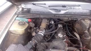 Opel Omega A C20NE замена расходомеоа на ДМРВ 20.3855-10 от Волги