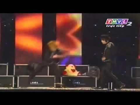 HKT đi thi vietnam Idol vs gottalent 2012