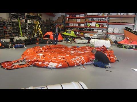 POTOMAC Life Raft Test