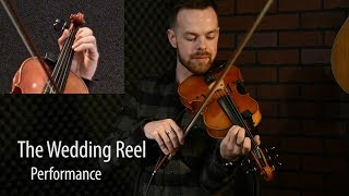 The Wedding Reel - Trad Irish Fiddle Lesson by Niall Murphy