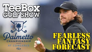 The TeeBox's DraftKings Fearless Fantasy Forecast: 2021 Palmetto Championship at Congaree