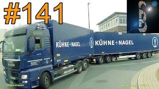 Sascha auf LKW-Tour #141 (Von Bordsteinkanten und Gokarts)