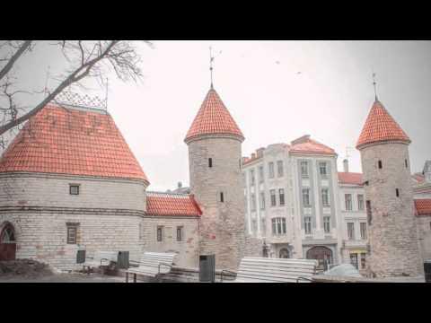 Tallinn Timelapse in Motion