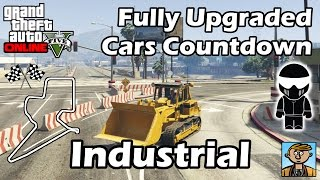 Fastest Industrial Vehicles (2015) - Best Fully Upgraded Cars In GTA Online