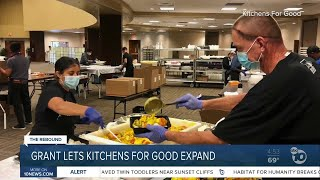 Grant lets Kitchens for Good expand