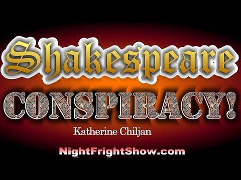 Shakespeare In Love Oscar: video conspiracy Stratford Katherine Chiljan Night Fright Show