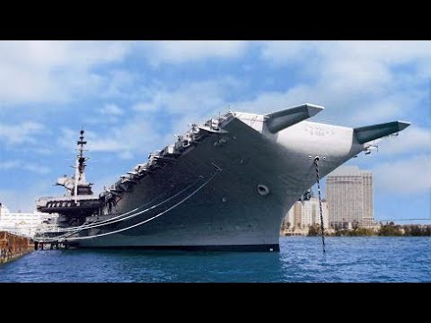San Diego - USS Midway Museum