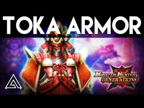 Monster Hunter Generations | How to Unlock the Toka Armor Set